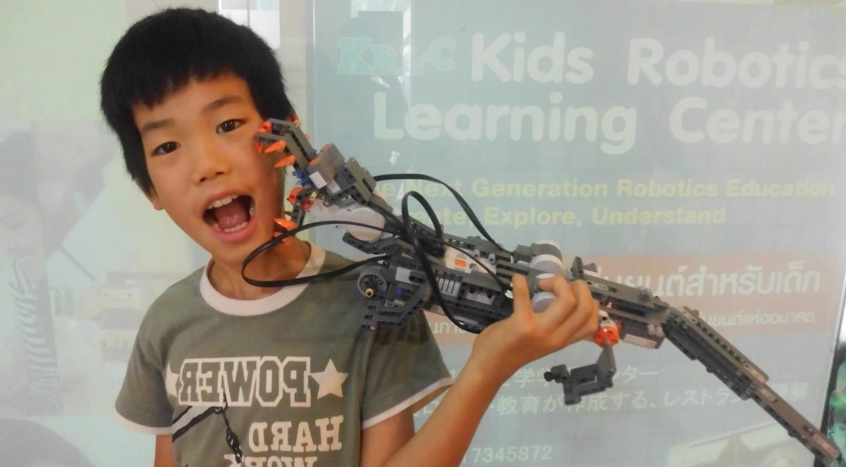 Kids Robotics Learning Center Bagkok