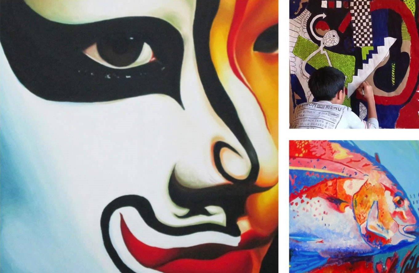 Paron School of Art Bagkok