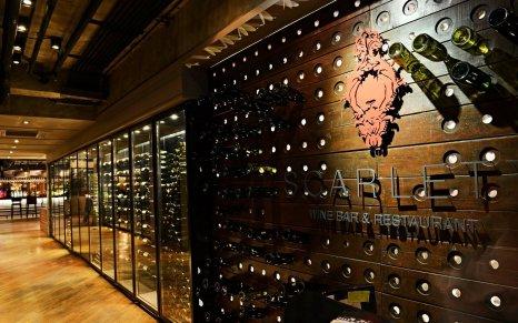 Scarlett Bar at Pullman Hotel G