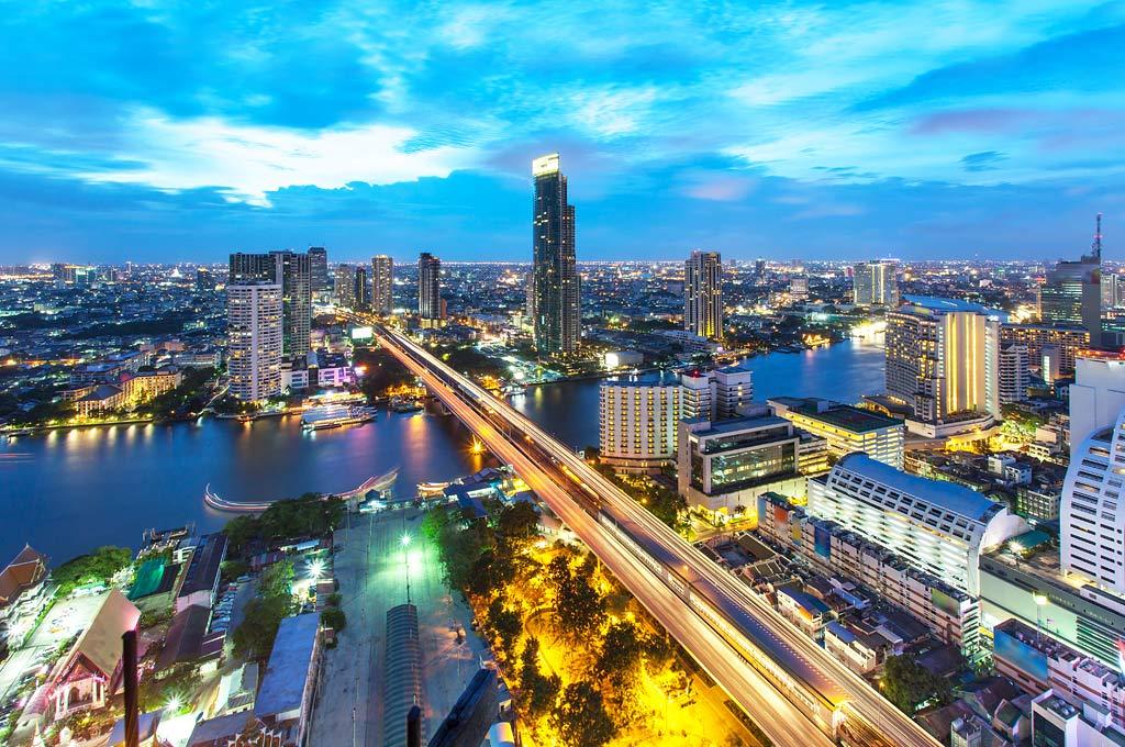 BTS (skytrain) Bangkok