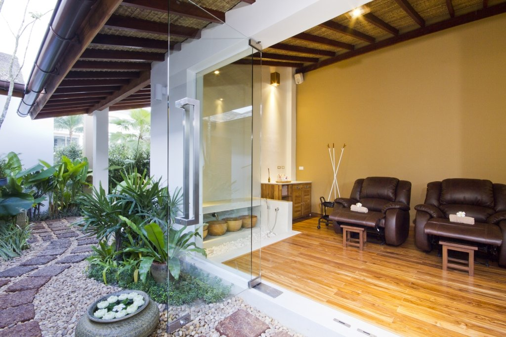 Lanna Hotel  luxurious Spa Retreat on Koh Samui design