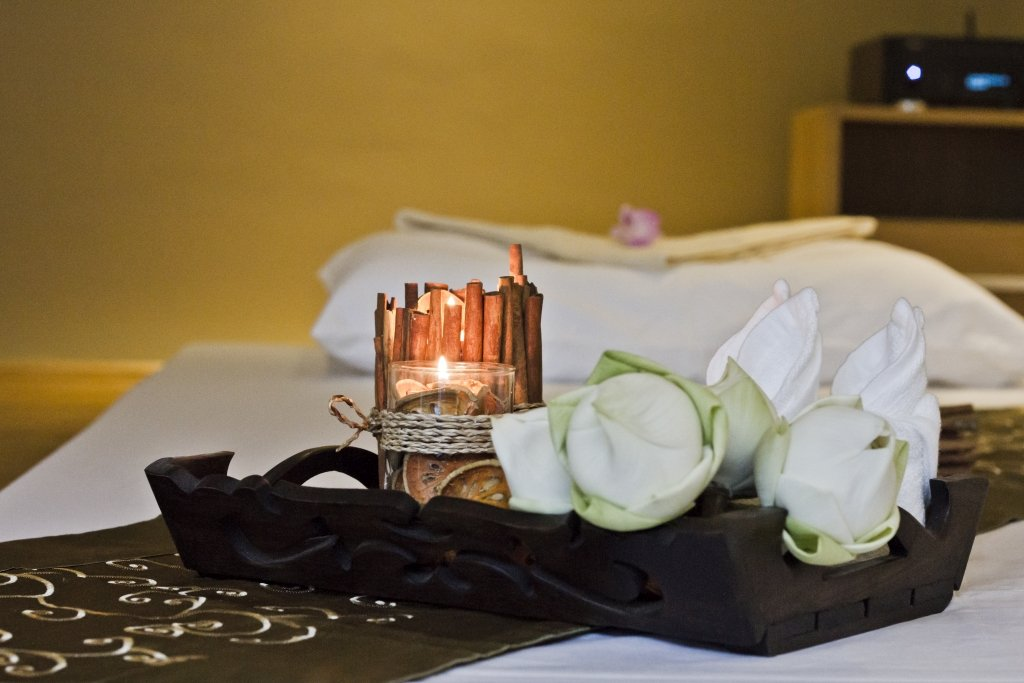 Lanna Hotel  luxurious Spa Retreat on Koh Samui skin treatment