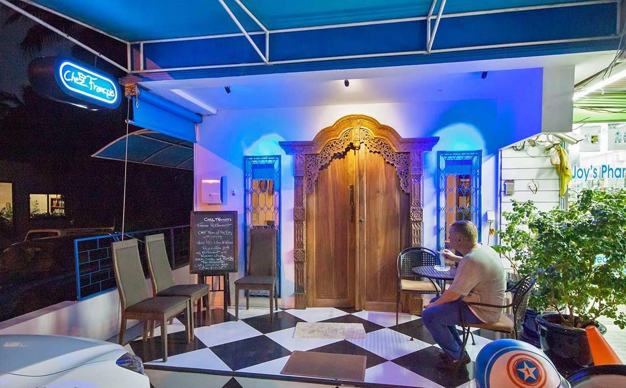 Chez Francoisrestaurant  - Koh Samui