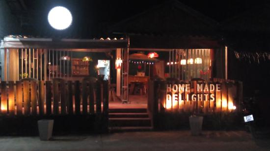 Bite Delight restaurant - Koh Phangan