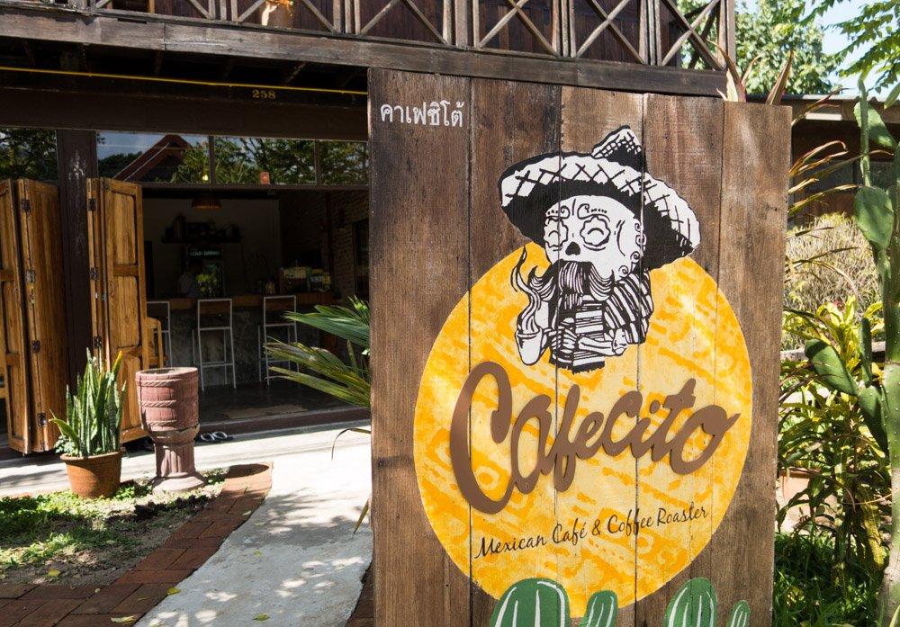 Cafecito restaurant - Pai