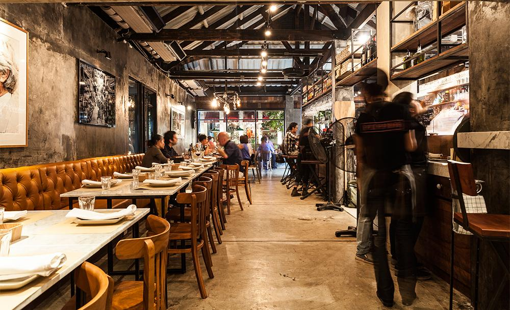 Peppina restaurant  - Bangkok
