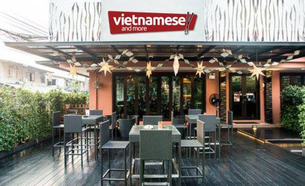 Vietnamese and more restaurant  - Bangkok