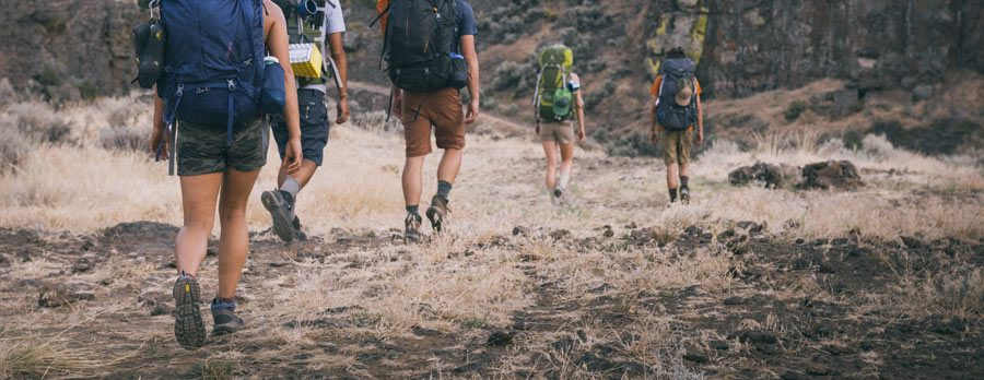 Hiking and exploring footwear Thailand - Male