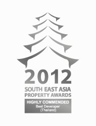 Thailand property awards 2012 best boutique developer Thailand Kalara – Winner