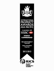 Asian Pacific Property Awards 2012 Best Real Estate Agency Thailand KALARA – Highly Commended