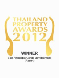 Thailand Property Awards 2012 Best Affordable Condo Development Thailand CODE – Winner