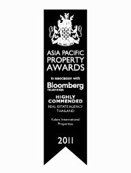 Asian Pacific Property Awards Best Real Estate Agency Thailand KALARA – Highly Commended