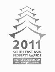 South East Asian Property Awards 2011 Best Developer Thailand KALARA – Highly Commended