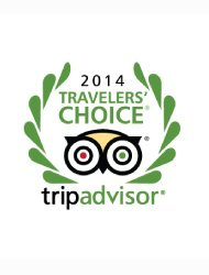 The 'Trip Advisor Traveller's Choice Award 2014