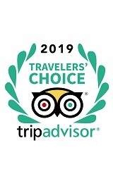 2019 Trip Advisor Travelers Choice Award Winner