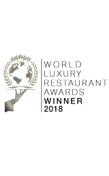 2018 World Luxury Restaurant Awards Winner