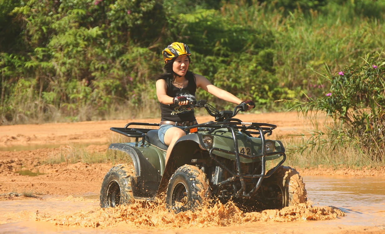 SAMUI QUAD BIKE TOUR
