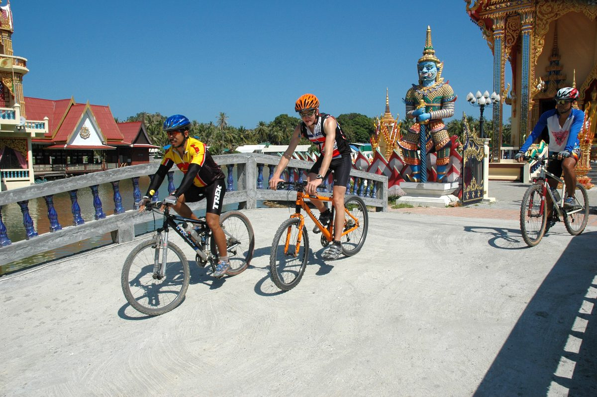 CYCLING SAMUI
