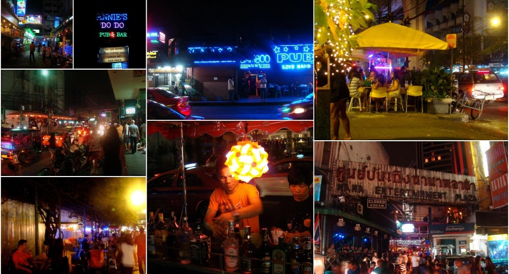 NIGHTLIFE THAILAND