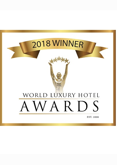 2018 Luxury Hotel Awards Winner CODE