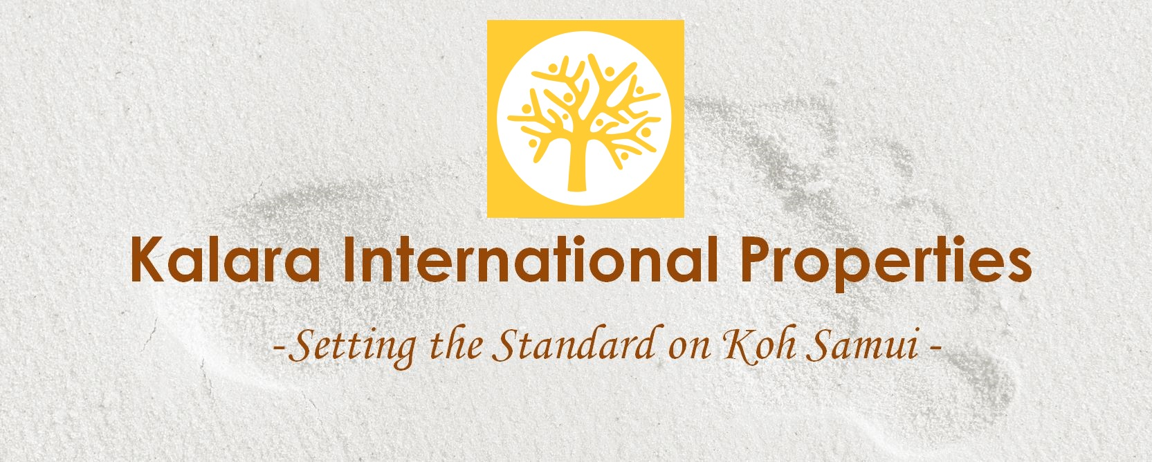 Kalara Developments Co., Ltd. the Standard on Koh Samui