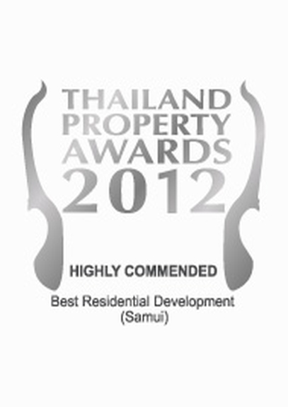 2012 Thailand Property Awards: Best Residential Development LANNA