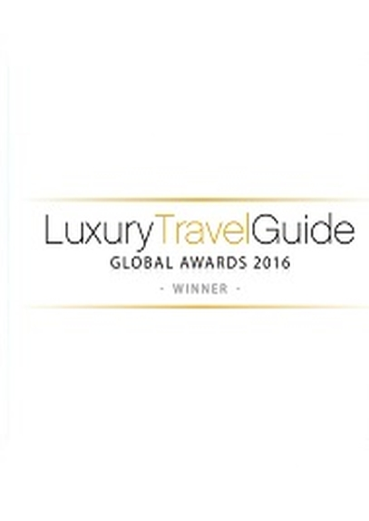 Luxury Travel Guide Global Awards 2016 Winner LANNA