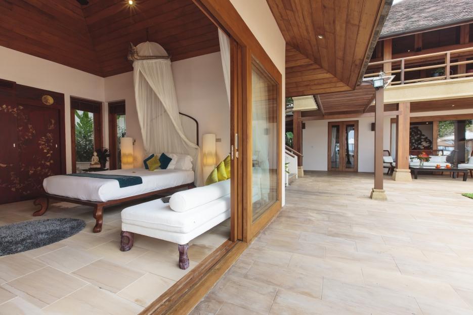 Baan Wanora Laem Sor Koh Samui Thailand Kalara - Two-storey-single-family-residence-by-baan-design