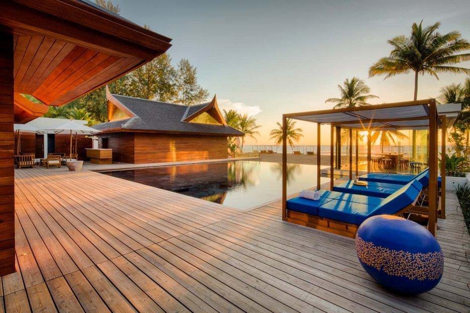 Al Iniala Beach House In Natai Phang Nga Et Thailand