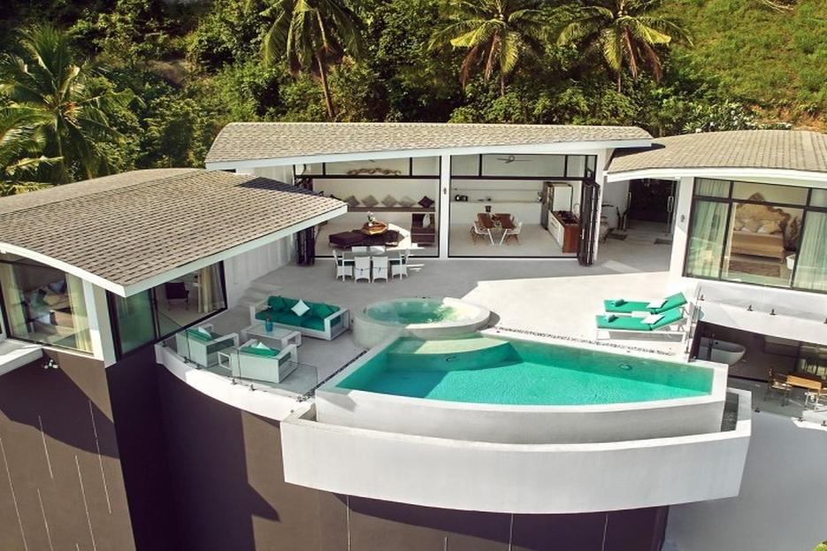 Infinity Villa • Chaweng Noi, Koh Samui, Thailand • Kalara
