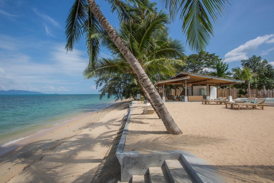 Al Villa Kya Beach House In Bang Po Koh Samui Thailand