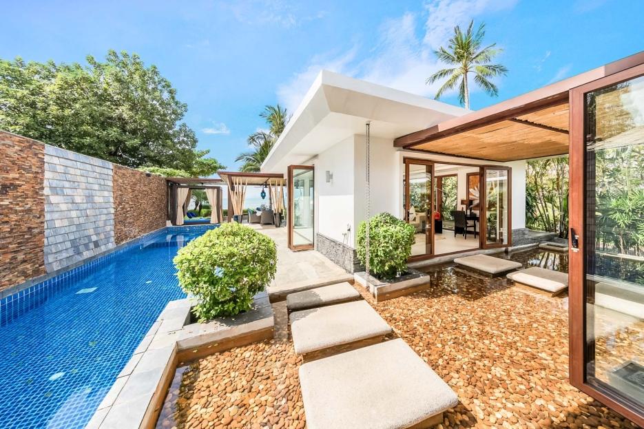 Al Banyan Beach Villa In Maenam Koh Samui Thailand