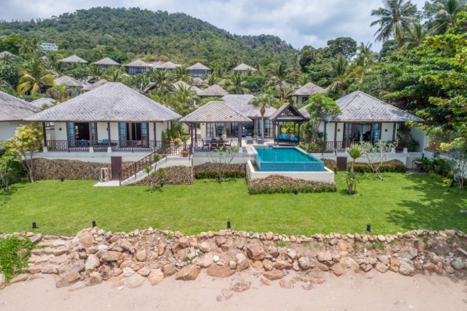 Al The Beach House In Choeng Mon Koh Samui Thailand